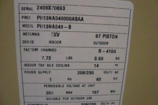 Payne PH13 4 Ton 13 SEER R410A Heat Pump Condenser Unit