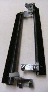 Ford Fordor Sedan Coupe Front Doors Window Channel Kit
