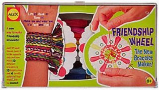 to enlarge factory fresh sealed friendship wheel bracelet maker kit