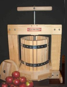 Large Fruit Juice Wine Apple Cider Press New