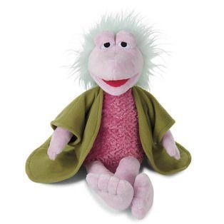 Fraggle Rock Mokey Jim Henson Muppets Plush Toy