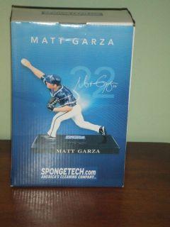 Matt Garza formerly of The Tampa Bay Rays Figurine