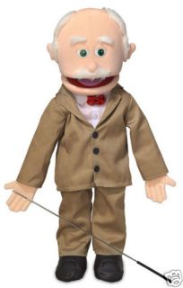 Pops 25 Full Body Ventriloquist Dummy Puppet