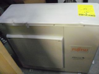 Fujitsu 2 Ton Mini Split A C Heat Pump Conditioner Unit New