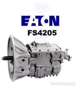 NEW Eaton Fuller Model FS4205 Transmission Assembly