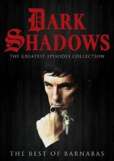 Dark Shadows The Greatest Episodes Collection The DVD