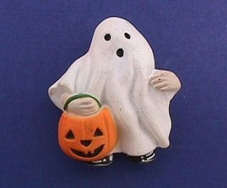 vintage fun world halloween ghost trick or treat costume with