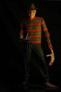New Nightmare on Elm Street 5 NECA Freddy Krueger Action Figure Toy
