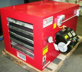 Clean Burn CB2800 waste oil furnace Heater Burner