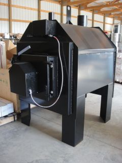 Outdoor Wood Furnace Boiler American Royal Model 69 NS