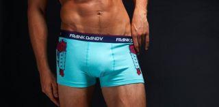 Frank Dandy Pistolas Trunks Short Boxer Briefs Underwear