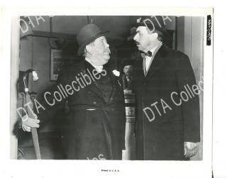 Full House 1950s 8 x 10 Still Drama Laughton Pangborn VG