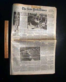 JOHN WAYNE GACY Serial Killer & Rapist Pogo the Clown GUILTY 1980 NYC