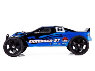 Racing Shredder XT 1 6 Scale Brushless Electric RC Truck RTR