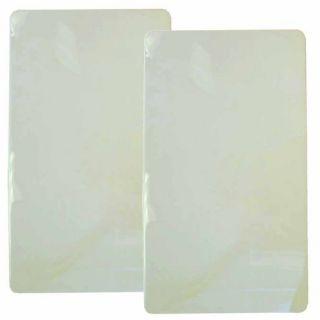 Reston Lloyd Rectangular Stove Burner Covers Set of 2