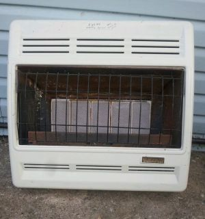VANGUARD VP26T 26 000 BTU VENT FREE INFRARED PROPANE WALL HEATER