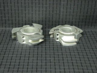Freeborn Insert Cope and Pattern Shaper Cutter Set
