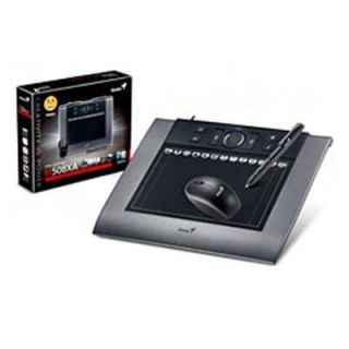 New Genius Mousepen M508XA Graphics Tablet Digital Pen Mouse USB Touch