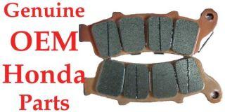 Genuine Honda OEM Brake Pads GoldWing GL1800 GL1800A Left Front