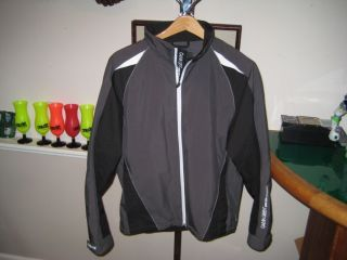 Galvin Green Black Aldwyn Goretex Jacket Medium $580