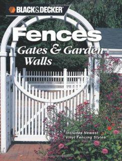 Decker Fences Gates Garden Walls Includes New Vinyl Fencing Styles