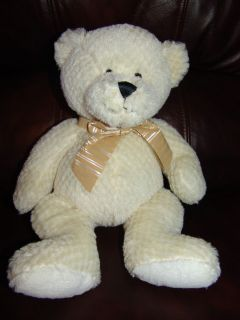 Ganz Checkers The Teddy Bear Plush Beanie Doll 14