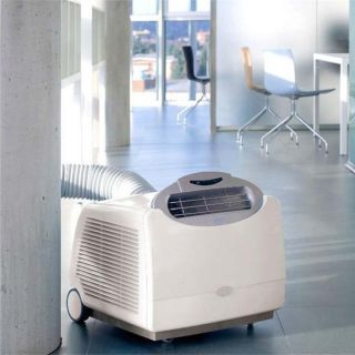 SNO ECO FRIENDLY 13000 BTU Portable Air Conditioner Frost White