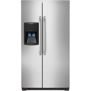 Frigidaire Stainless 26 CU ft Refrigerator FFUS2613LS