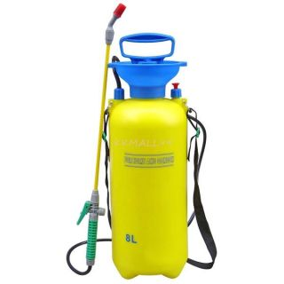 8L CS8C Garden Water Spray Hand Held Pump Pressure Sprayer Watering