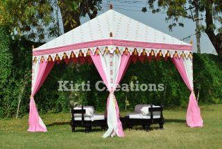 Stylish Pergola Tent Garden Tent Wedding Tent Party Tent Indian Tent