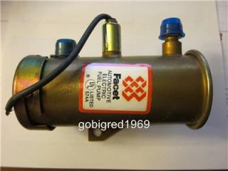 Motorhome ONAN Generator Electric Fuel Pump 149 1994 LOTS MORE Listed