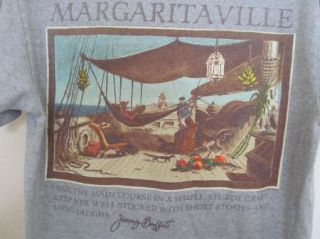 Jimmy Buffet Margaritaville Pirate SHIP Las Vegas T Shirt Graphic Tee