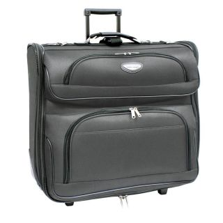 Travelers Choice Amsterdam Business Rolling Garment Bag