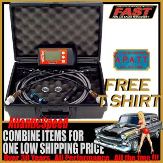 FAST WIDEBAND AIR FUEL RATIO METER O2 DUAL 2 SENSOR KIT PRECISION