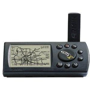 Garmin GPS V Deluxe Navigation Unit Auto Motorcycle