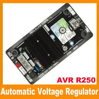 Voltage Regulator AVR R250 Genset Generator Alternator