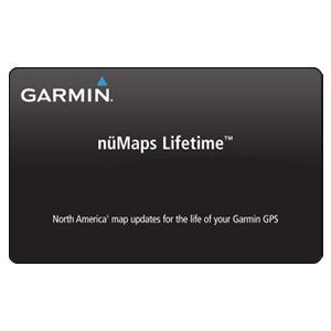 NEW GARMIN 010 11269 02 NuMaps Lifetime Map Update Card North America