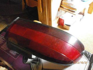 1994 Geo Prizm Left Tail Light Assembly