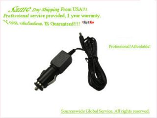 Car Power Cable Garmin StreetPilot C310 C320 C330 C340 Auto Adapter