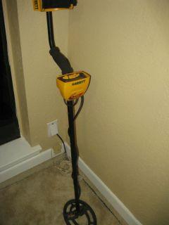 Garrett Ace 250 Metal Detector Used Works Perfect