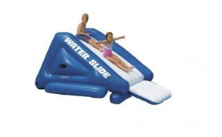 Intex Inflatable Waterslide Pool Slide Fun Splash Fast Shipping