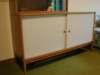 50s Paul McCobb Credenza Buffet Planner Group Cabinet Mid Century