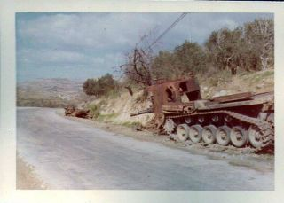 Israel Six Day War Destroyed Vehicle Bonus DVD 5000 Images 2