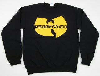 Wu Tang Clan Sweatshirt RZA GZA Ghostface Killah Method Man ODB