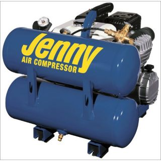 Tank 4 HP Vertical Hand Carry Portable Gas Air Compressor