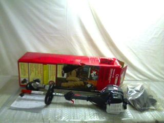 Troy Bilt TBP6040 XP Straight Shaft Gas String Trimmer $199 99