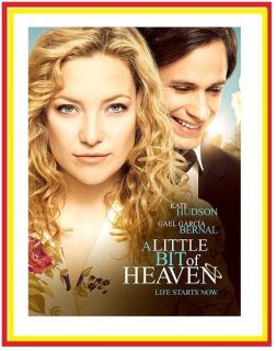 Little Bit of Heaven DVD Kate Hudson Gael Garcia Bernal