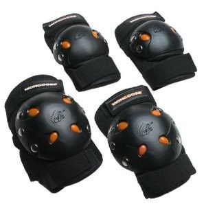 New Mongoose BMX Bike Gel Knee and Elbow Pads MG506 3 D258