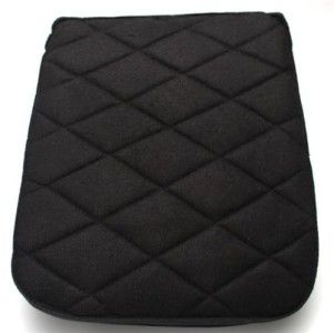 Gel Pad Motorcycle Seat Set for Harley Davidson FLSTC Heritage Softail