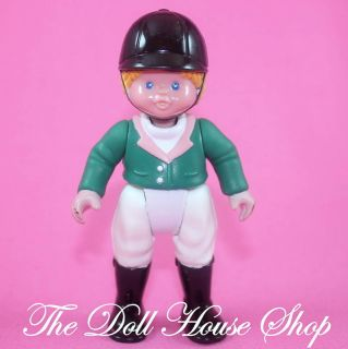 Family Dream Dollhouse Girl Horse Pony Riding Rider Cowgirl